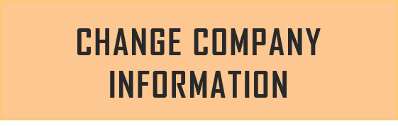 Change Company Information
